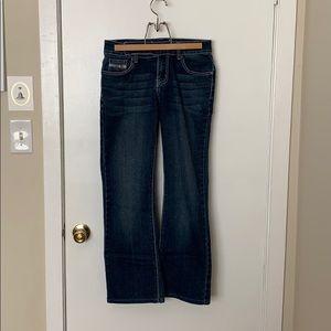 Diesel Mod Sparker boot cut jeans EUC 🇮🇹
